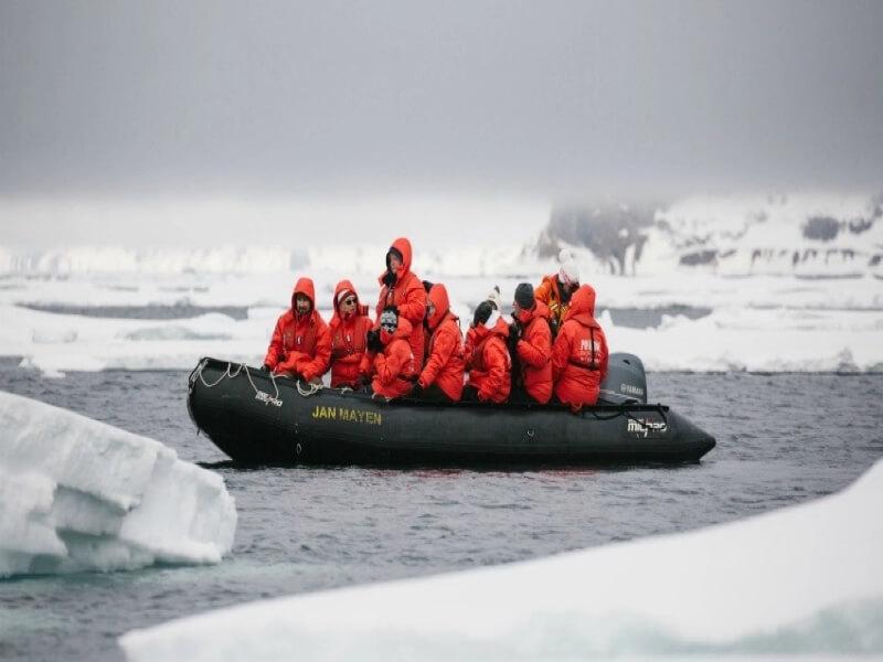 Reedereien Kreuzfahrten Poseidon Expeditions