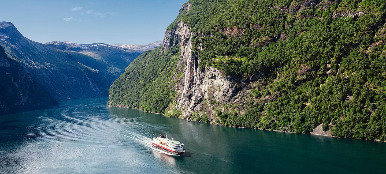 Norwegen Fjorde Kreuzfahrten