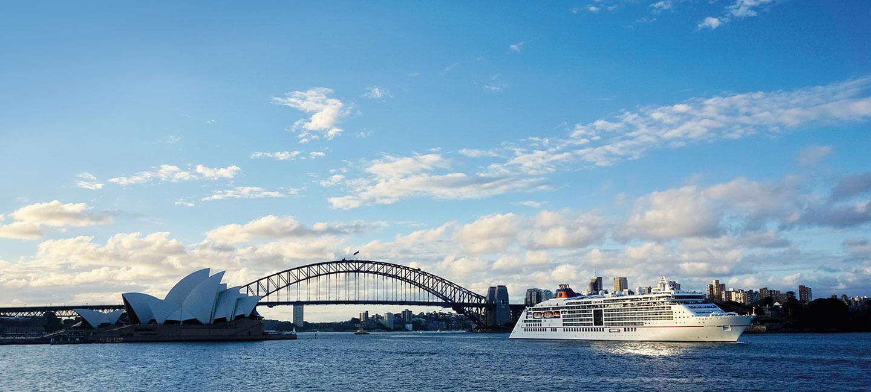 Australien und Neuseeland Kreuzfahrten