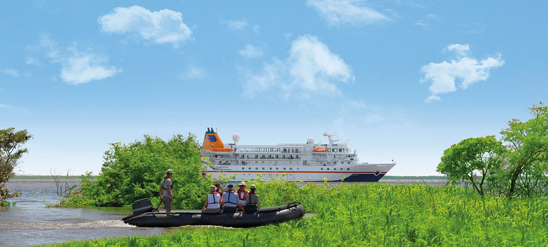 Expeditions Kreuzfahrten