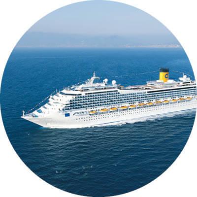 Costa Cruises Schiff