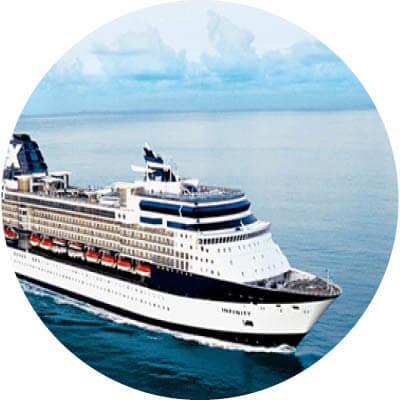 Celebrity Cruises Infinity