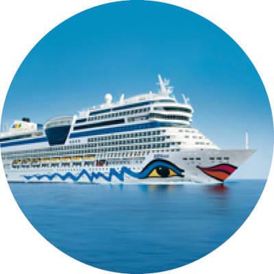 AIDA Cruises Schiff