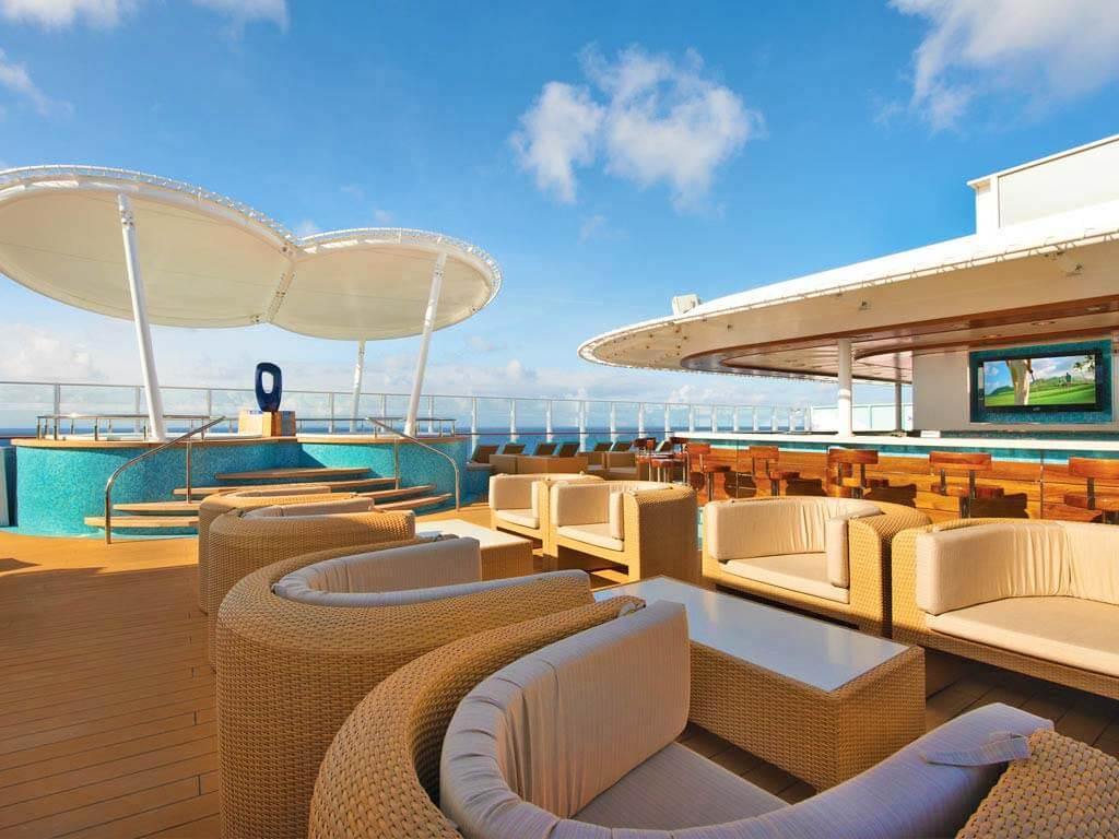 Reedereien Kreuzfahrten Norwegian Cruise Line NCL Vibe Beach Club