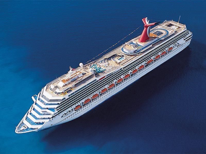 Reedereien Kreuzfahrten Carnival Cruise Line Conquest