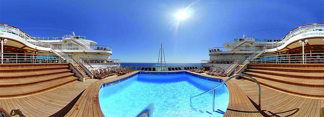 Kreuzfahrten Reedereien P&O Cruises
