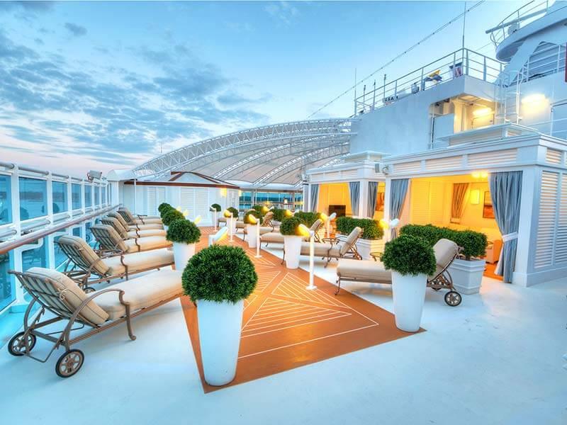 Reedereien Kreuzfahrten Princess Cruises