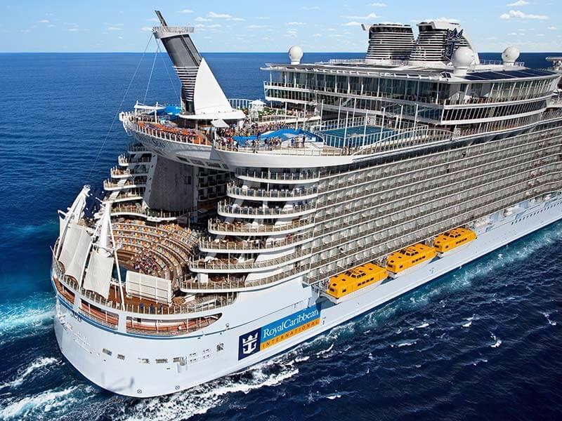 Reedereien Kreuzfahrten Royal Caribbean International