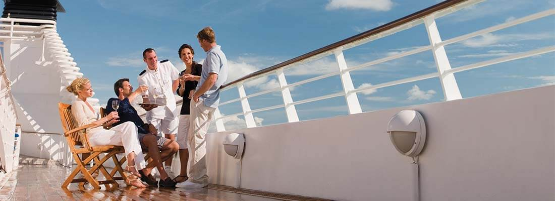 All inclusive Seabourn