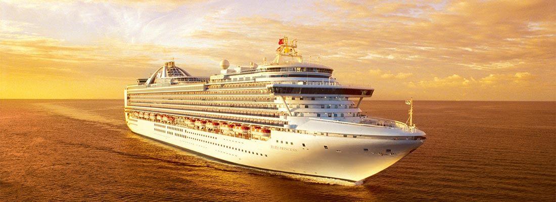 Kreuzfahrten Familien Princess Cruises Ruby