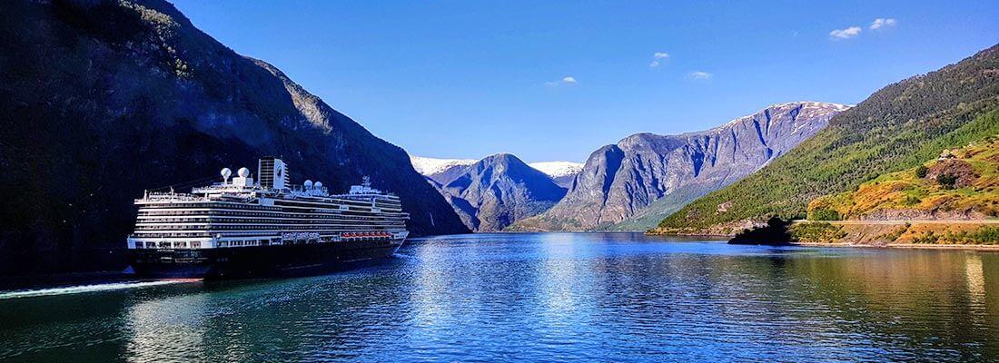 Kreuzfahrten Reedereien Holland America Line