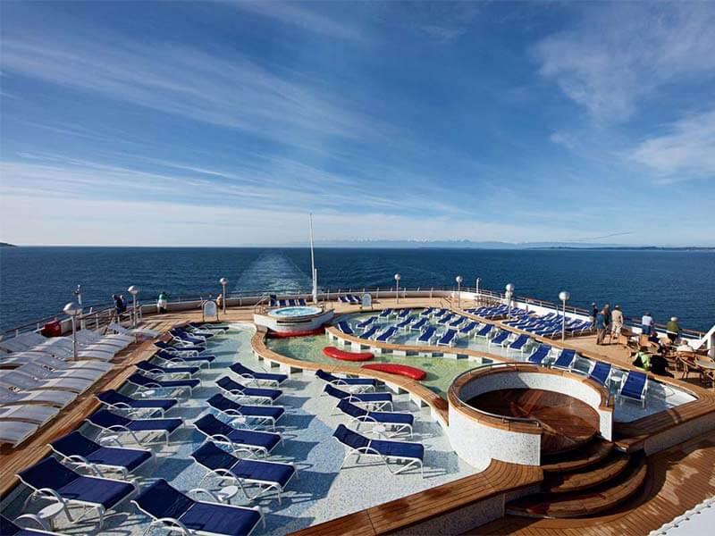 Reedereien Kreuzfahrten Holland America Line
