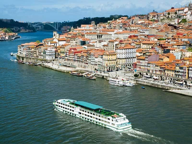 Reedereien Kreuzfahrten CroisiEurope Douro Porto