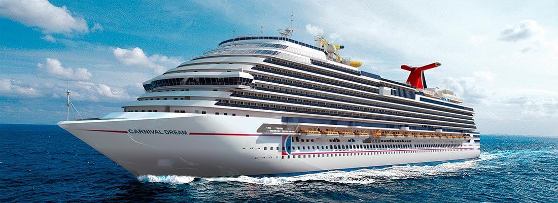 Kreuzfahrten Reedereien Carnival Cruise Line Dream