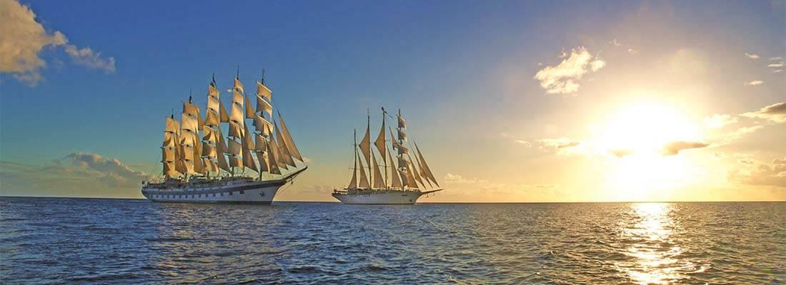 Kreuzfahrten Reedereien Star Clippers