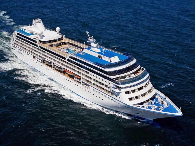 Reedereien Kreuzfahrten Azamara Club Cruises Journey