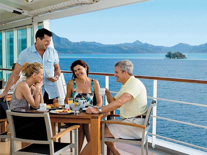 All inclusive Kreuzfahrten Paul Gauguin Cruises Le Grill