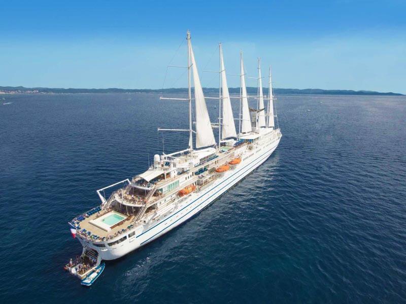 Weitere Reiseideen Club Med 2 Segelyacht