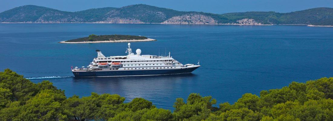 Kreuzfahrten Reedereien SeaDream Yacht Club