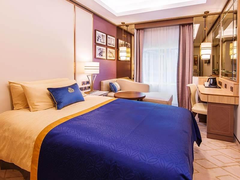 Solo auf Tour Cunard Queen Mary Einzel Aussenkabine