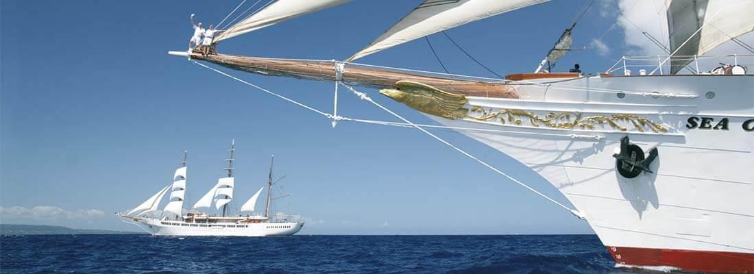 Kreuzfahrten Reedereien Sea Cloud Cruises