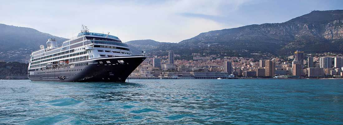 Kreuzfahrten Reedereien Azamara Club Cruises Quest Monte Carlo