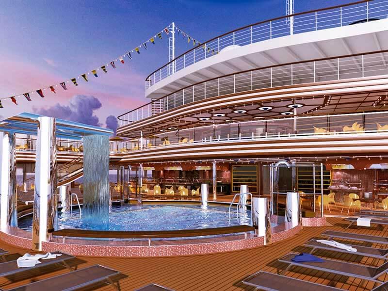 Reedereien Costa Kreuzfahrten Diadema