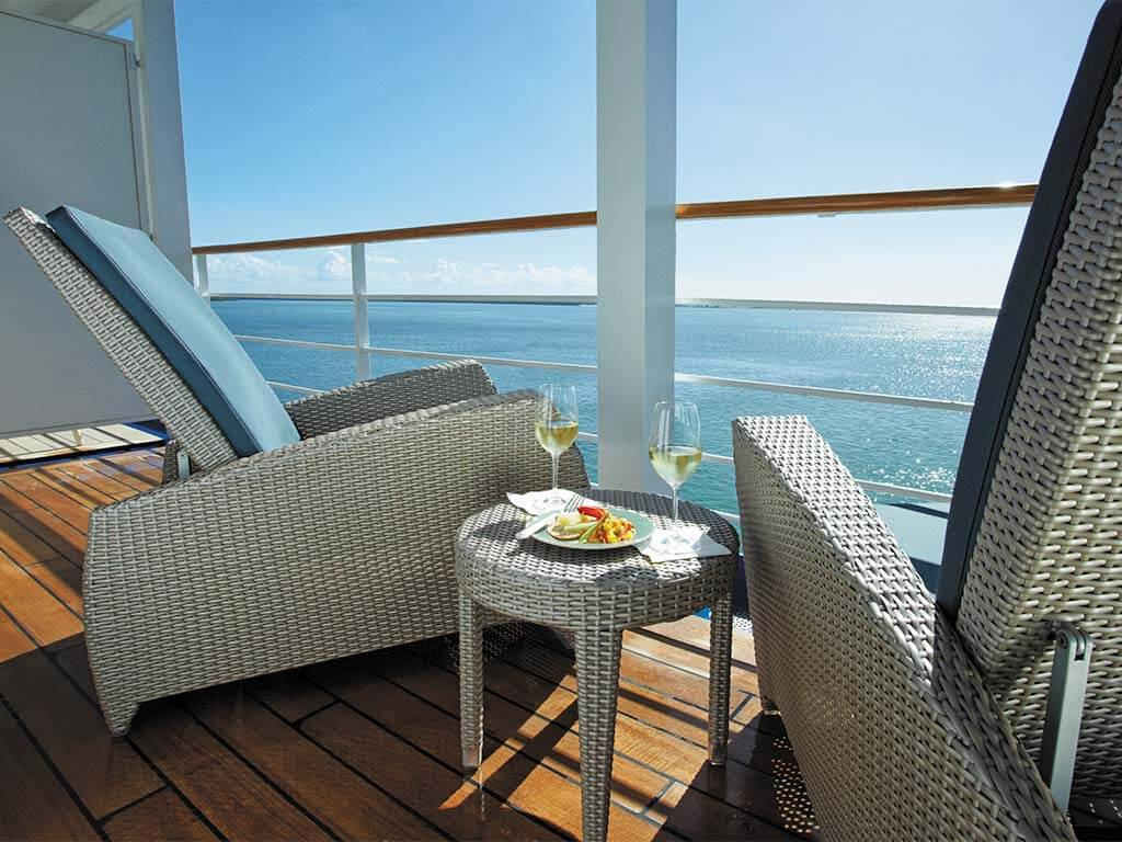 All inclusive Kreuzfahrten Regent Seven Seas Cruises