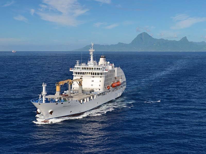 Reedereien Kreuzfahrten Aranui 5