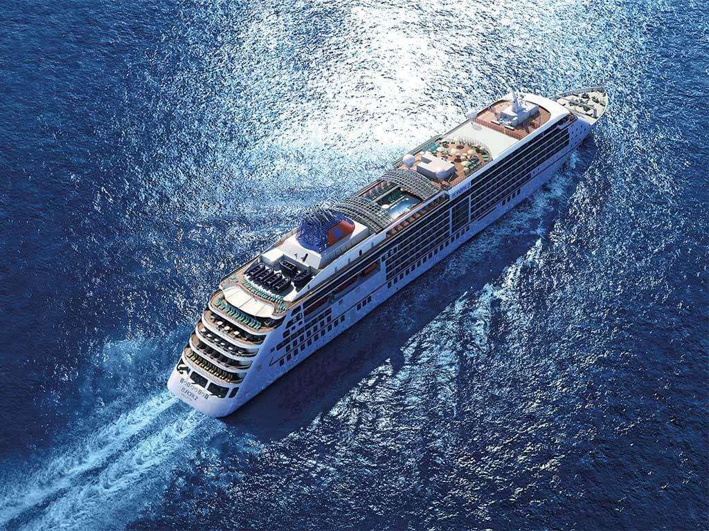 Familien Kreuzfahrten Hapag-Lloyd Cruises Europa 2