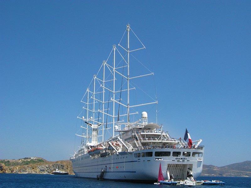 Reedereien Kreuzfahrten Club Med 2