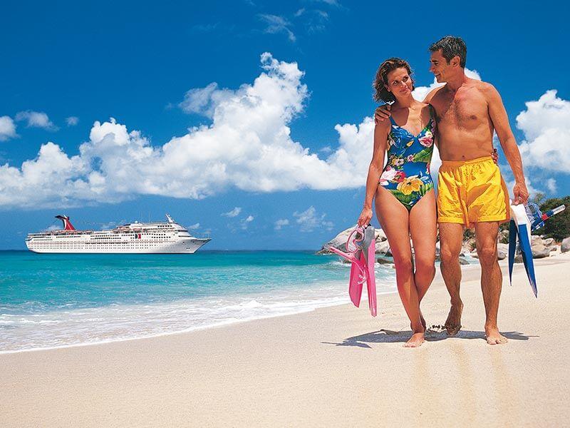 Reedereien Kreuzfahrten Carnival Cruise Line