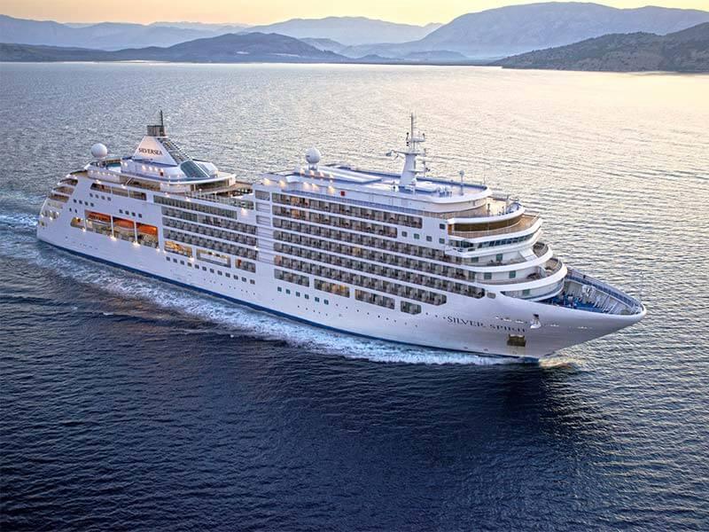 Reedereien Kreuzfahrten Silversea