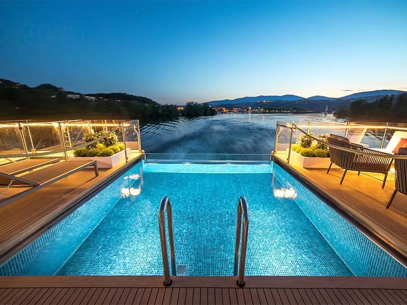 Reedereien Amadeus Flusskreuzfahrten Provence