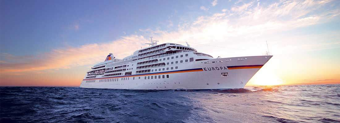 Kreuzfahrten Familien Hapag-Lloyd Cruises Europa