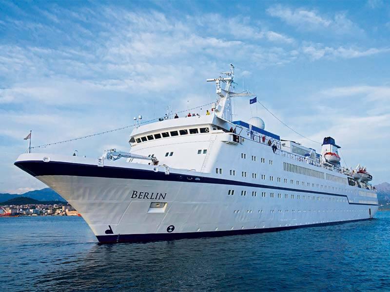 Reedereien Kreuzfahrten FTI Cruises