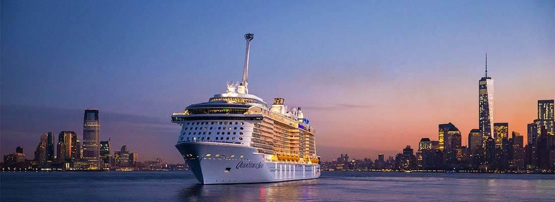 Kreuzfahrten Reedereien Royal Caribbean International