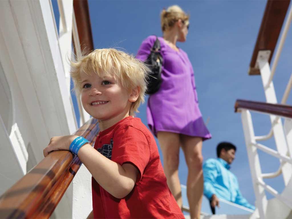Familien Kreuzfahrten TUI Cruises Kinder