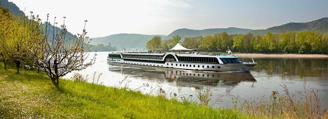 Amadeus Flusskreuzfahrten Reedereien