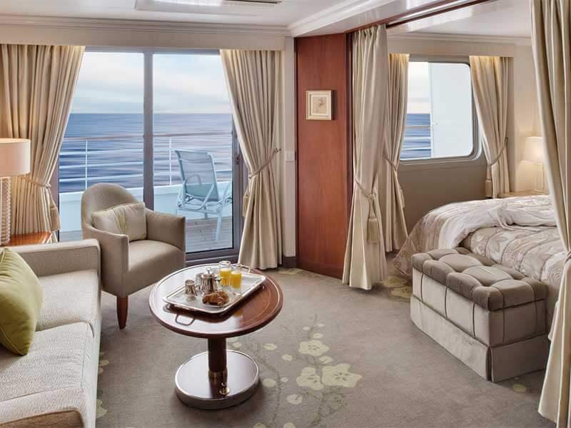 Reedereien Kreuzfahrten Crystal Cruises