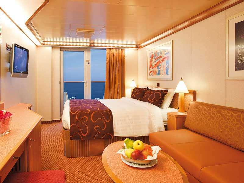 Reedereien Costa Kreuzfahrten Deliziosa Kabine