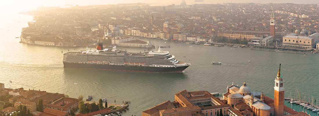 Kreuzfahrten Reedereien Cunard Lines