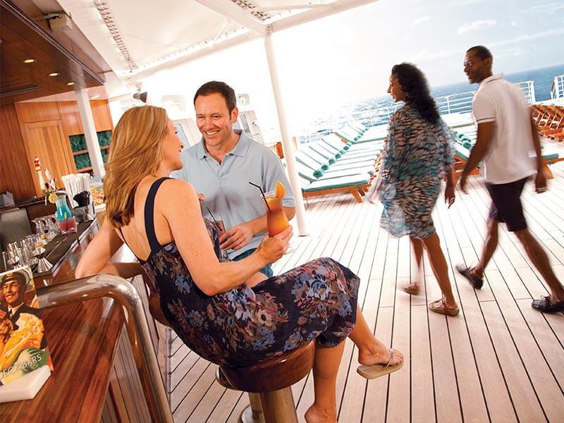 Reedereien Kreuzfahrten P&O Cruises