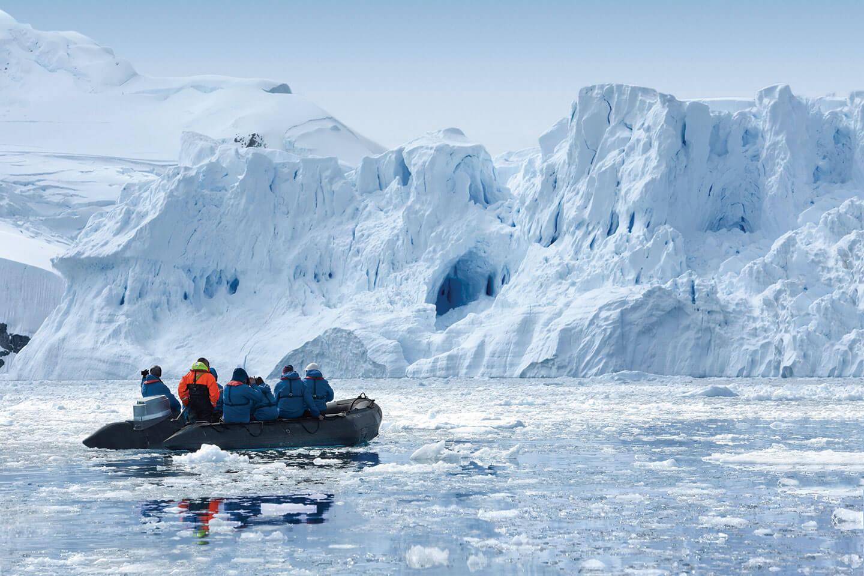 Arktis Grönland Luxus Kreuzfahrt