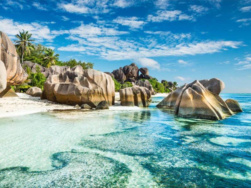 Geheime Inseln der Sey...