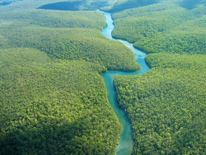 26 Tage Amazonas Reise...