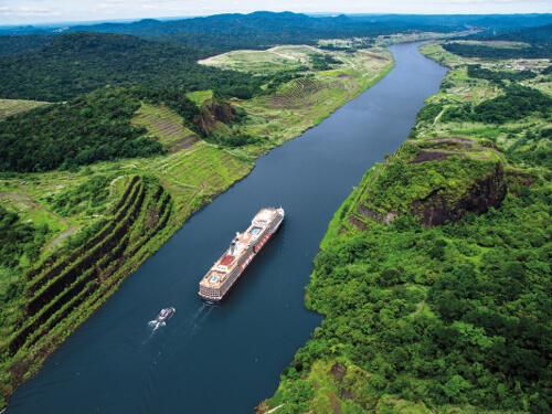 Panama - Karibik