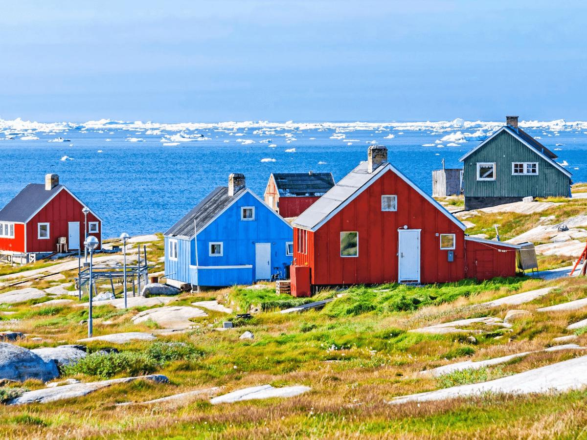 22 Tage Grönland & Island