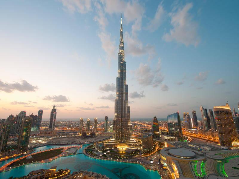 Dubai mit Katar I  8 ...