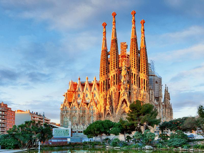 6 Tage ab Barcelona